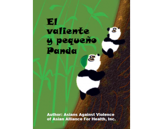 Brave Little Panda Spanish eBook - MOBI (Kindle format)