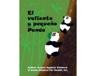 Brave Little Panda Spanish eBook - MOBI (Kindle format)