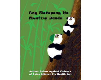 Brave Little Panda Tagalog eBook - PDF format
