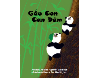 Brave Little Panda Vietnamese eBook - PDF format