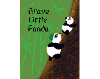 Brave Little Panda App (English)