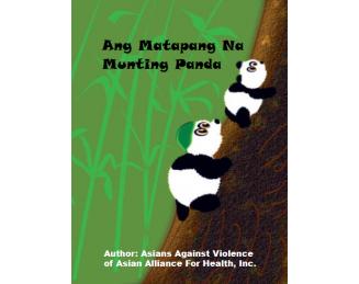 Brave Little Panda Tagalog eBook - PDF format